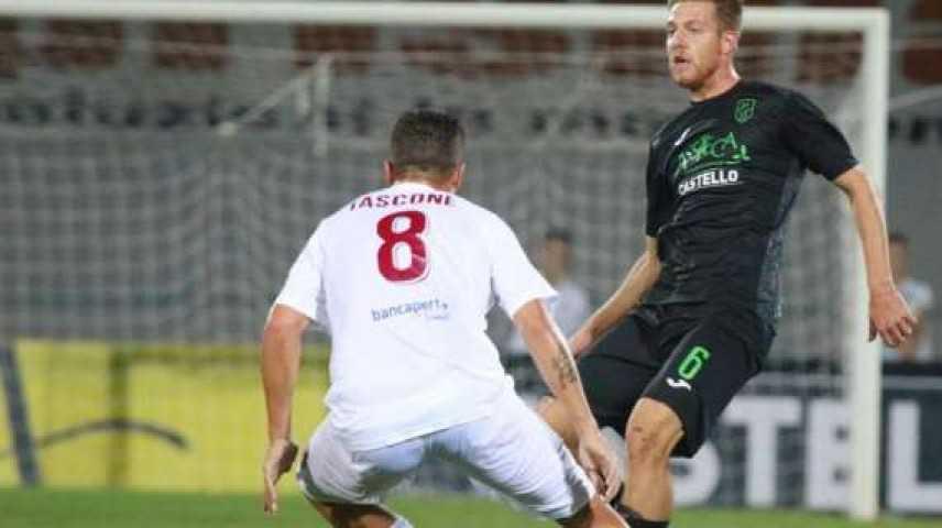 CalcioMercato Us Catanzaro in arrivo in GialloRosso il centrocampista Simone Tascone