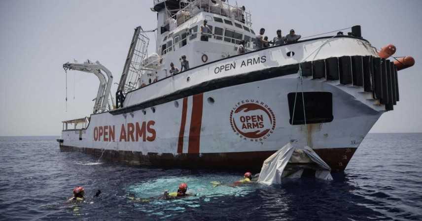 Tar accoglie il ricorso, Open Arms in rotta verso Lampedusa