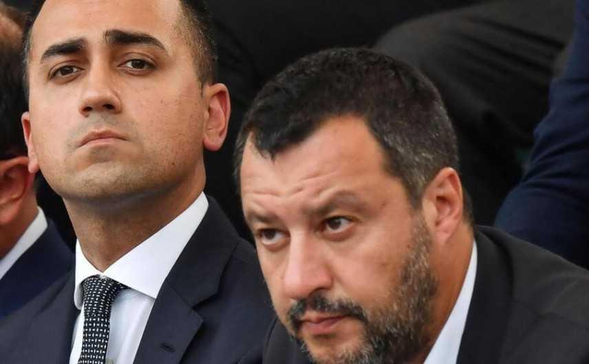 Di Maio, Salvini pentito, ma frittata è fatta ha fatto tutto da solo per tornare da Berlusconi
