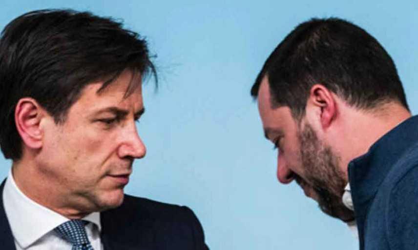 Presidente Conte a Salvini, sulla open Arms 'sleale collaborazione'