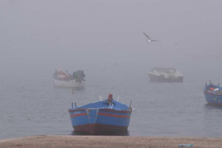 Chiacchiericcio e nebbia estiva oscurano l'altra riva!