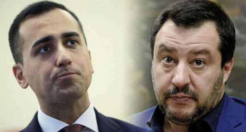 M5s: Salvini interlocutore inaffidabile. Leader Lega contrattacca: governo con Renzi sarebbe truffa