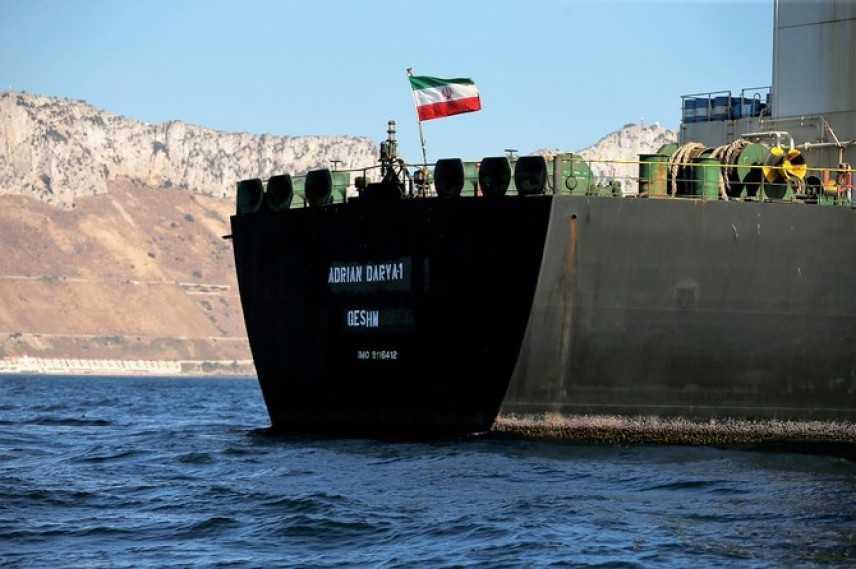 "Gibilterra: petroliera iraniana ""Grace1"" libera di partire"