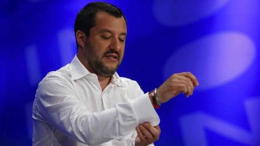 Salvini: al voto e poi Flat Tax, era impossibile con i M5S, al PD basta sterilizzare L'iva