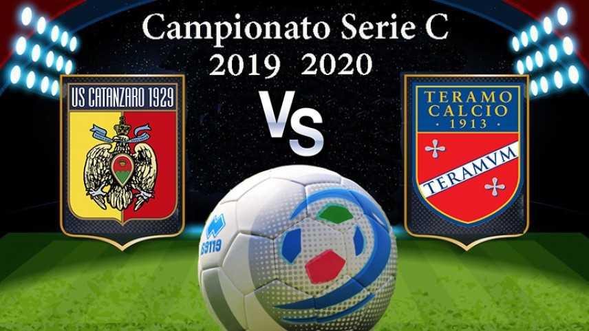 Calcio Serie C: Catanzaro-Teramo 2-1, decidono Nicastro e Kanoute nel primo tempo (con highlights)