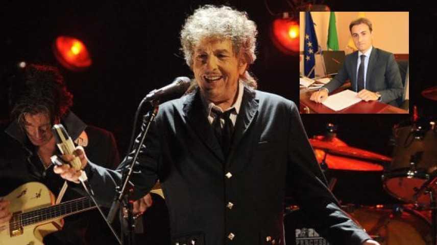"""Dichiarazione del vicesindaco Ivan Cardamone su """"Bob Dylan a Catanzaro"""