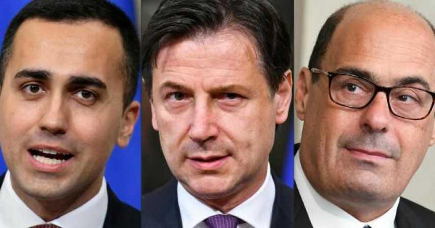 Governo: Giuseppe Conte sblocca trattativa M5S-PD. Conferimento incarico Mattarella. Diretta Video