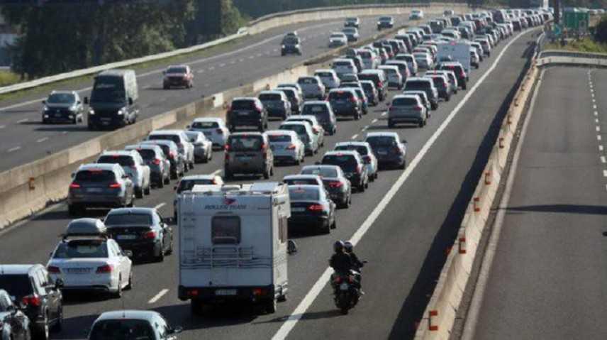Controesodo: oggi sabato da bollino rosso, traffico intenso