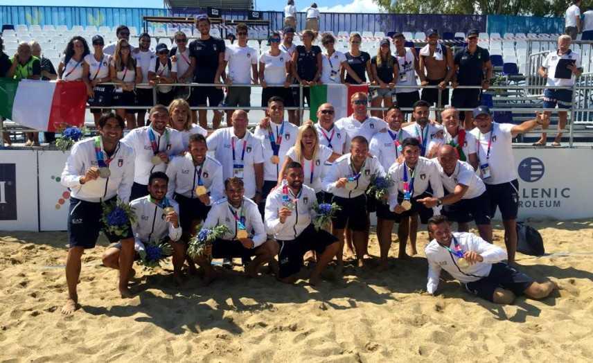 Beach Soccer. Giochi del Mediterraneo sulla spiaggia: L'Italia batte il Portogallo è medaglia d'Oro