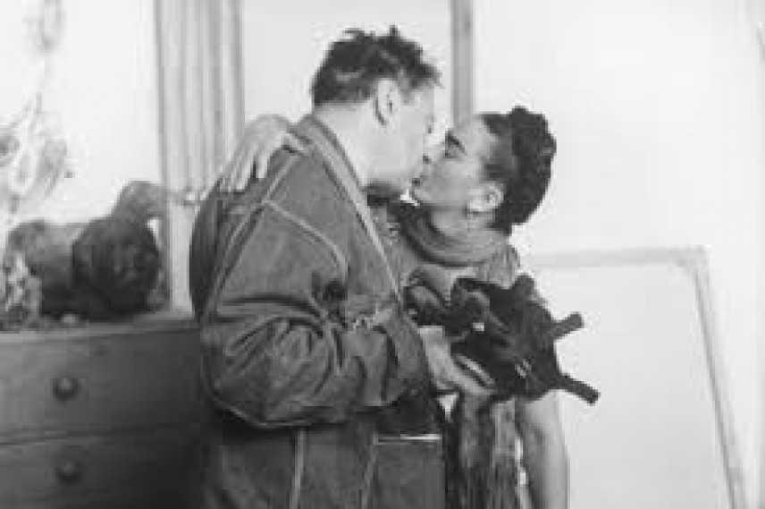 Frida Kahlo, vita ed opere, sbarca a Roma