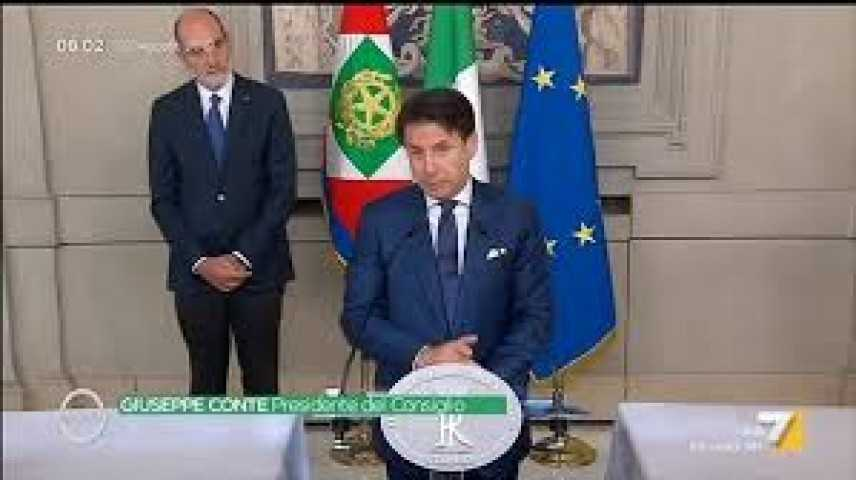 Governo: Giuseppe Conte scioglie la riserva. Ecco tutti i nomi dei Ministri