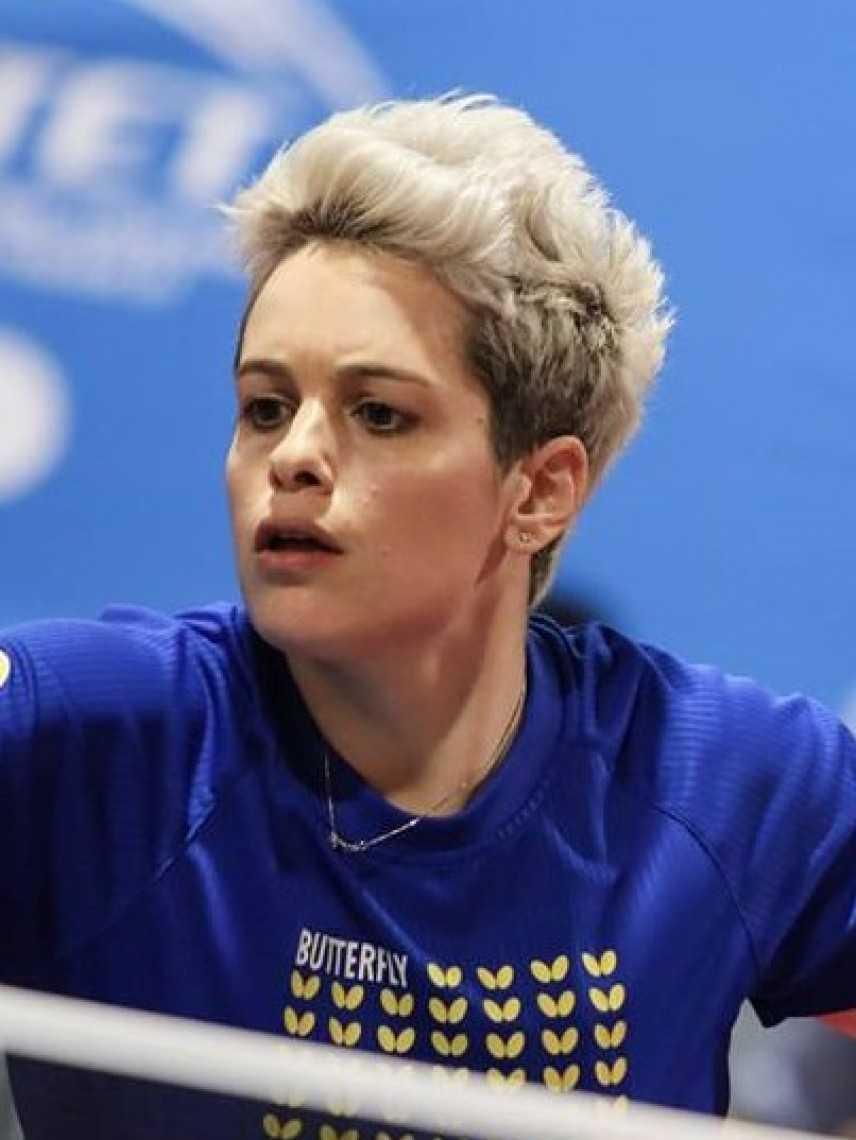 Tennistavolo Norbello A1 femminile: Giulia Cavalli si presenta