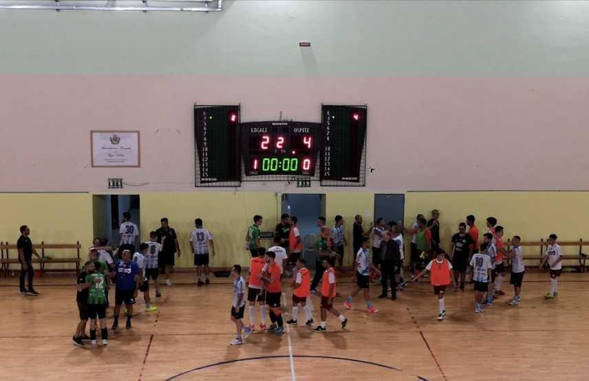 Amichevole di lusso al Pala La Cava contro il Magic Crati Futsal Bisignano (Serie A2)