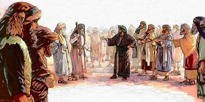 Vangelo del Giorno con commento: Ora dunque, perché tentate Dio?