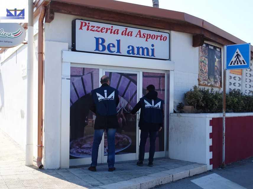 La DIA di Bari confisca beni  al  pregiudicato Sicolo Emanuele (Foto)