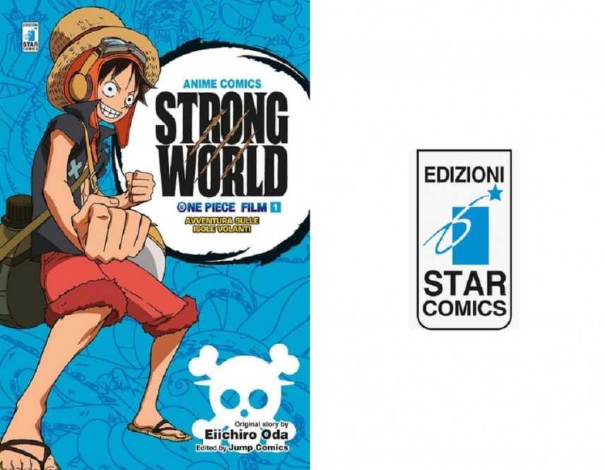 Con Star Comics sulle isole volanti di One Piece