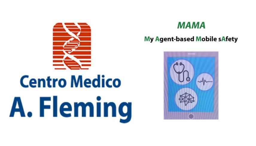 Catanzaro: Mama - My Agent based Mobile Safety al Centro Medico A. Fleming (Petrizzi - CZ)