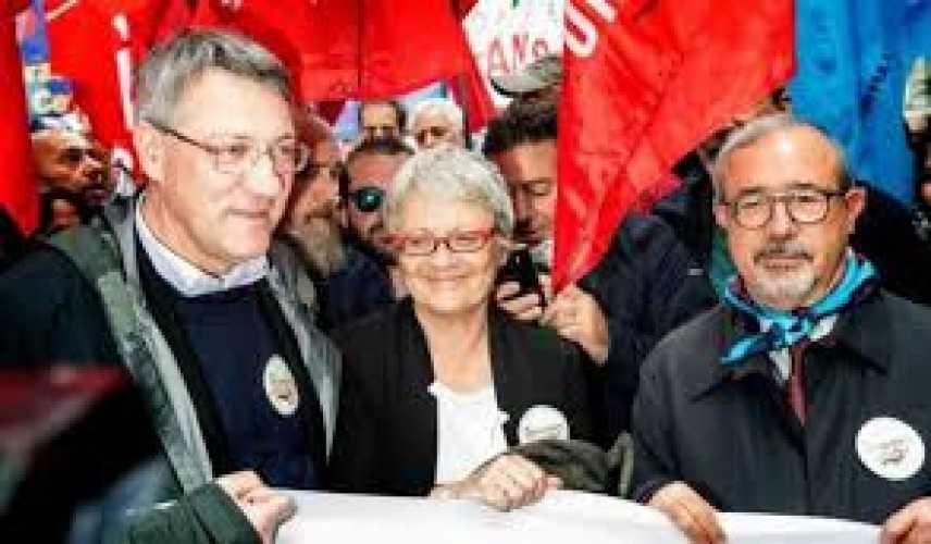 Politica: imminente braccio di ferro tra Sindacati e Conte-bis