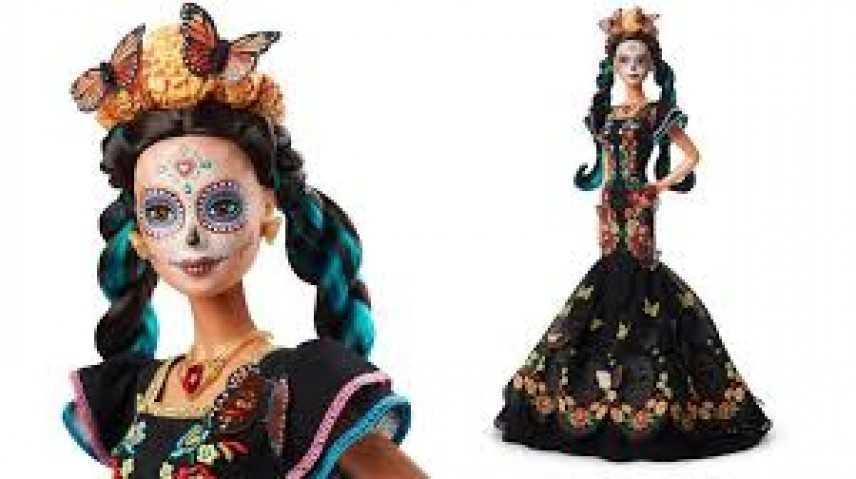 In vendita la nuova Barbie messicana ispirata al Dia de los Muertos