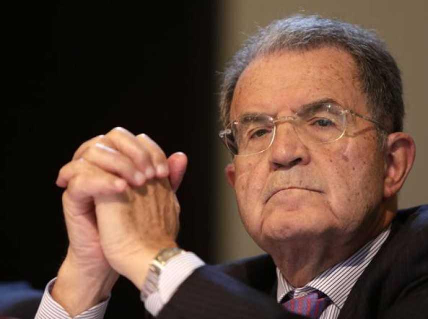 Romano Prodi, il sud del paese si è arreso, si sente perdente