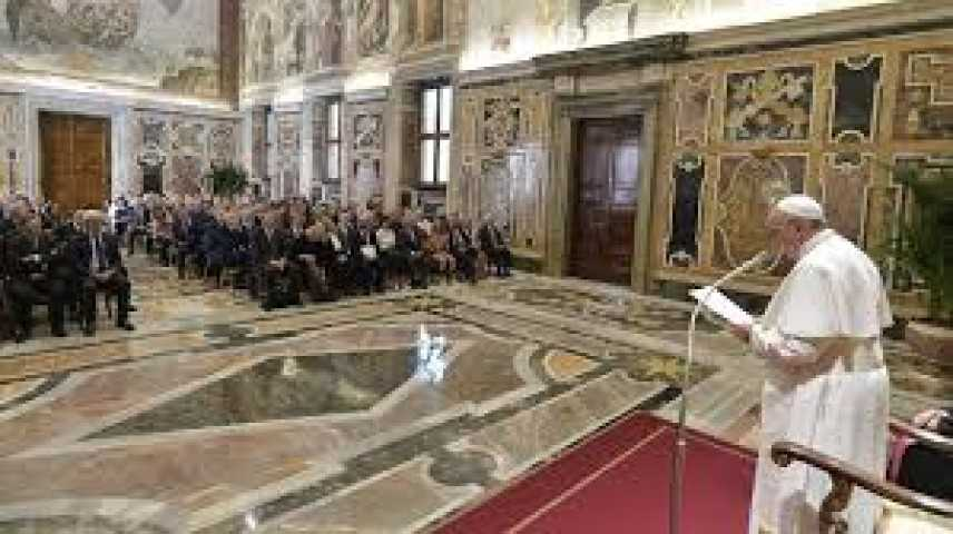 Papa Francesco: no all'eutanasia e al suicidio assistito