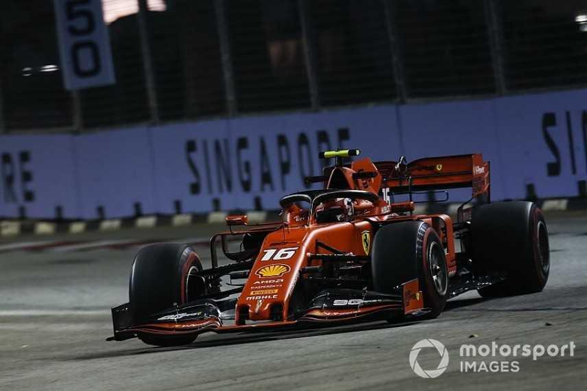 Formula1, GP di Singapore: pole di Leclerc il predestinato. 2° Hamilton, Vettel 3°