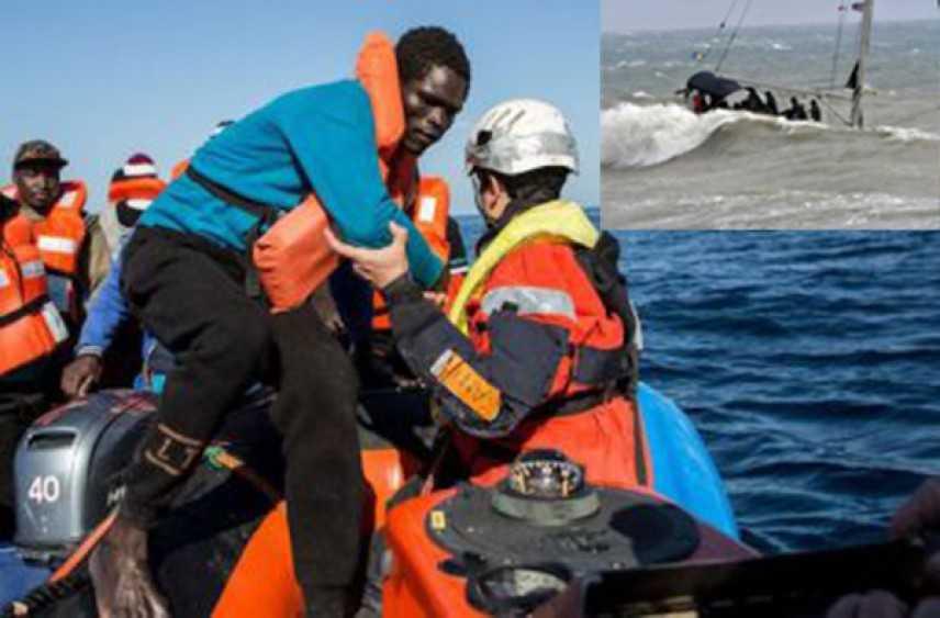 Migranti: sbarcate nel porto di Crotone 58 persone. Erano su imbarcazione a vela