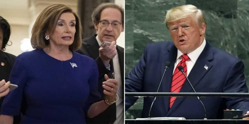 Impeachment contro Trump: al via l'inchiesta