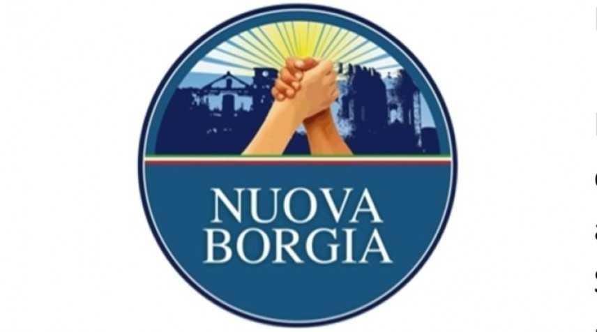 Nuova Borgia replica alla Sindaca Sacco
