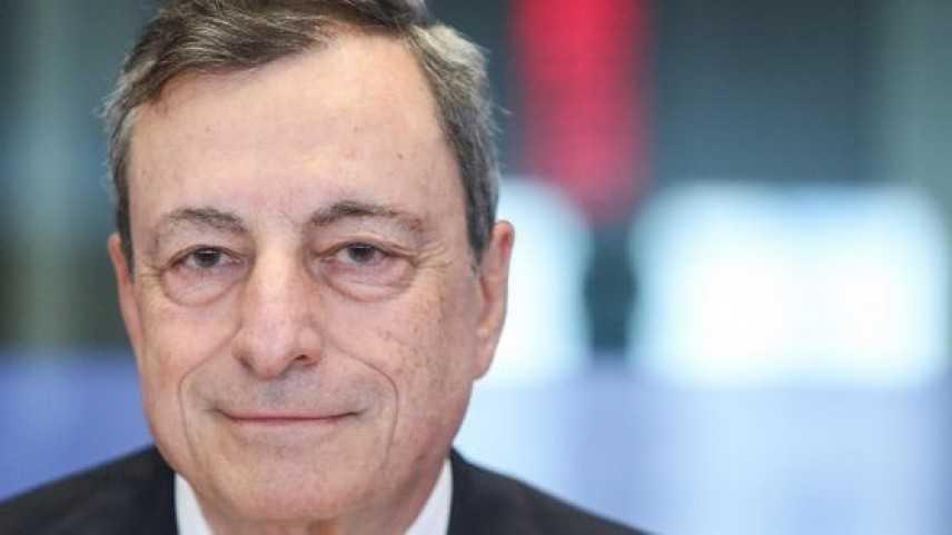 Manovra, detassazioni sugli aumenti salariali Draghi 'ottimista sul futuro UE, l'euro un successo'