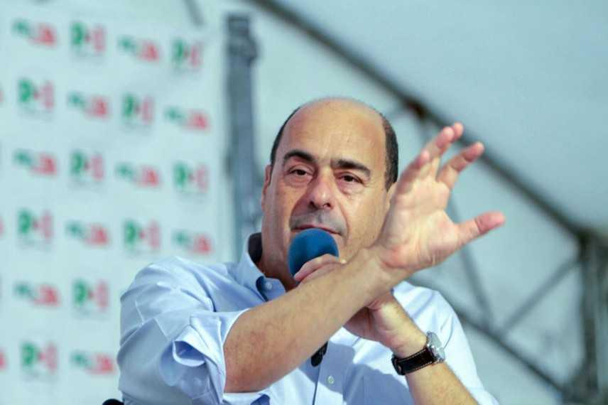 Zingaretti: facciamo un'alleanza, M5s-Pd. Scintille Lega-Forza Italia, Salvini: No a Occhiuto