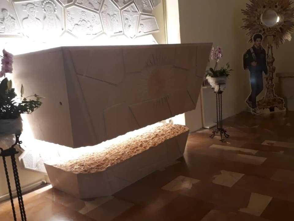 Karls nye hvilested