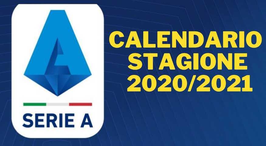 Calcio: è stato pubblicato il calendario per la stagione 2020 2021